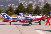 T7-MFC, Alpi Aviation Pioneer 300 Hawk, Pioneer Team