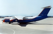T9-CAB, Ilyushin Il-76-TD, Phoenix Aviation