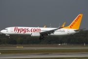 TC-AAJ, Boeing 737-800, Pegasus Airlines