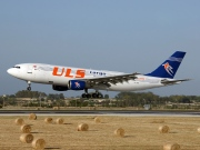 TC-ABK, Airbus A300B4-200F, ULS Airlines Cargo