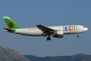 TC-ACZ, Airbus A300B4-100F, ACT Airlines