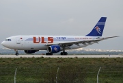 TC-AGK, Airbus A300B4-200F, ULS Airlines Cargo
