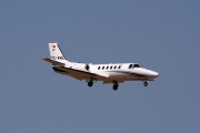 TC-AHE, Cessna 550 Citation II, Private
