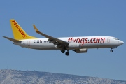 TC-AVP, Boeing 737-800, Pegasus Airlines