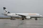 TC-FBV, Airbus A320-200, Freebird Airlines