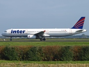 TC-IEG, Airbus A321-200, Inter Airlines