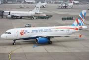 TC-IZL, Airbus A320-200, IZair