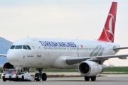 TC-JAI, Airbus A320-200, Turkish Airlines