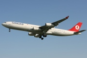 TC-JDJ, Airbus A340-300, Turkish Airlines
