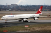 TC-JDM, Airbus A340-300, Turkish Airlines