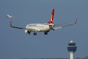 TC-JFU, Boeing 737-800, Turkish Airlines