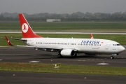 TC-JGD, Boeing 737-800, Turkish Airlines