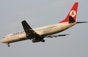 TC-JGL, Boeing 737-800, Turkish Airlines