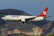 TC-JHC, Boeing 737-800, Turkish Airlines
