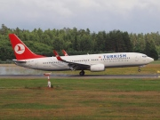 TC-JHF, Boeing 737-800, Turkish Airlines