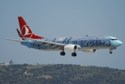 TC-JHL, Boeing 737-800, Turkish Airlines