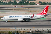 TC-JHS, Boeing 737-800, Turkish Airlines