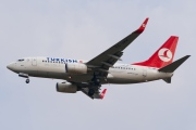 TC-JKK, Boeing 737-700, Turkish Airlines