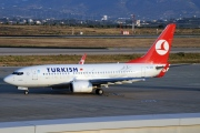 TC-JKO, Boeing 737-700, Turkish Airlines