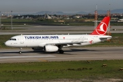 TC-JLK, Airbus A320-200, Turkish Airlines