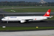 TC-JME, Airbus A321-200, Turkish Airlines