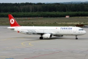 TC-JMH, Airbus A321-200, Turkish Airlines