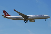 TC-JNK, Airbus A330-300, Turkish Airlines