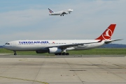 TC-JNL, Airbus A330-300, Turkish Airlines