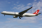 TC-JNM, Airbus A330-300, Turkish Airlines
