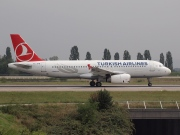 TC-JPB, Airbus A320-200, Turkish Airlines
