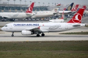 TC-JPJ, Airbus A320-200, Turkish Airlines