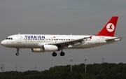 TC-JPM, Airbus A320-200, Turkish Airlines