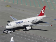 TC-JPP, Airbus A320-200, Turkish Airlines