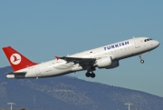 TC-JPV, Airbus A320-200, Turkish Airlines
