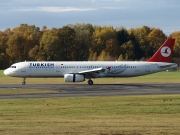 TC-JRD, Airbus A321-200, Turkish Airlines