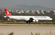 TC-JRN, Airbus A321-200, Turkish Airlines
