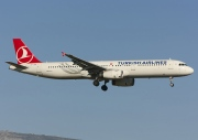 TC-JSB, Airbus A321-200, Turkish Airlines