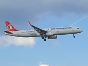 TC-JSL, Airbus A321-200, Turkish Airlines