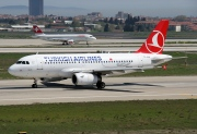 TC-JUA, Airbus A319-100, Turkish Airlines