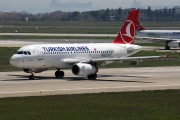 TC-JUB, Airbus A319-100, Turkish Airlines