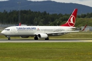 TC-JYE, Boeing 737-900ER, Turkish Airlines