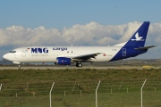 TC-MCF, Boeing 737-400SF, MNG Airlines