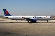 TC-OAF, Airbus A321-200, Onur Air