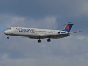 TC-OAT, McDonnell Douglas MD-83, Onur Air