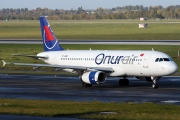TC-OBE, Airbus A320-200, Onur Air