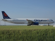 TC-OBF, Airbus A321-200, Onur Air