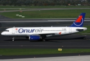 TC-OBG, Airbus A320-200, Onur Air