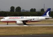 TC-OGJ, Airbus A320-200, Anadolu Jet