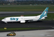 TC-SKH, Boeing 737-800, Sky Airlines
