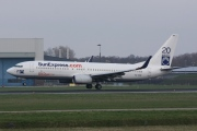 TC-SNF, Boeing 737-800, SunExpress
